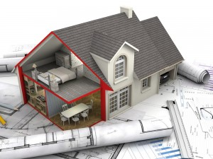 эскизы домов и коттеджей из стекла