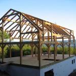 фахверковые дома технология строительства