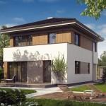каркасные дома проекты фото и цены