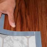 Укладка винилового покрытия