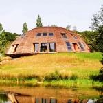 Дом из экологичных материалов