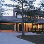 Энергоэффективный деревянный дом