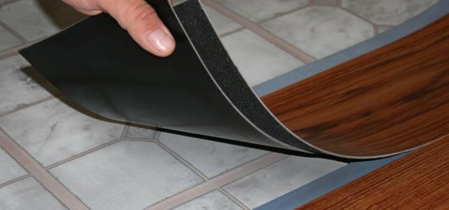 Чем опасны виниловые напольные покрытия?